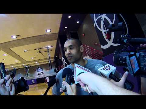 Phoenix Suns Injury Updates Grant Hill, Channing Frye (April 23, 2012)