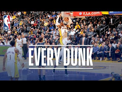 DeMar DeRozan, Victor Oladipo and Every Dunk From Sunday Night | November 19, 2017