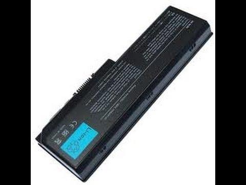 Cómo recuperar las baterías agotadas de los portátiles