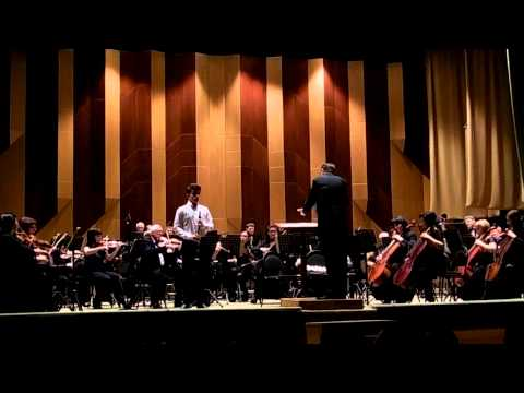 Бах Иоганн Себастьян - BWV 1045 - Концерт №4 для скрипки (ре-мажор)
