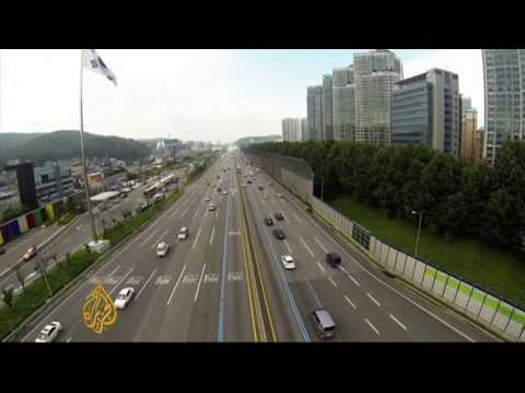 Aerial drone to monitor drivers in South Korea