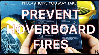 Steps to Prevent HOVERBOARD FIREs, Safety, Precautions to Take, & Benefits of Hoverboarding
