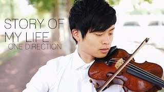 Story Of My Life One Direction Violin And Guitar Daniel Jang