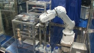 Laboratory animal management robot can care for 30,000 mice #DigInfo