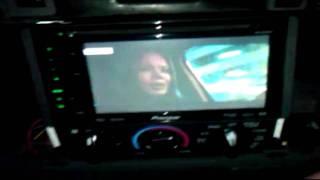 """Bypassing hand brake """"Pioneer Avh 3100 DVD"""""""