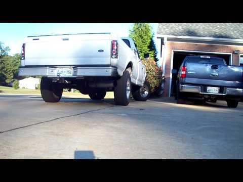 1993 Ford F250 7.3 Turbo IDI Diesel 32*F Cold Start