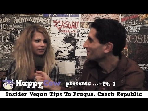 HappyCow's Insider Vegan Tips To Prague, Czech Republic (Part 1)