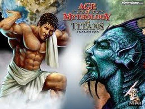 Age of Mythology The Titans - El renacimiento de la Atlántida
