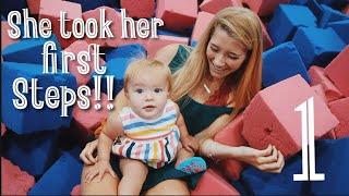 My baby's first birthday party!! // TEEN MOM VLOGS
