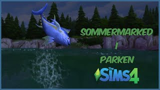 Sommermarked i parken | Norsk The Sims 4 | Indys eventyr #18