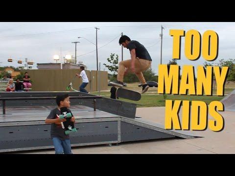 5 Tricks Relay - Too Many Kids