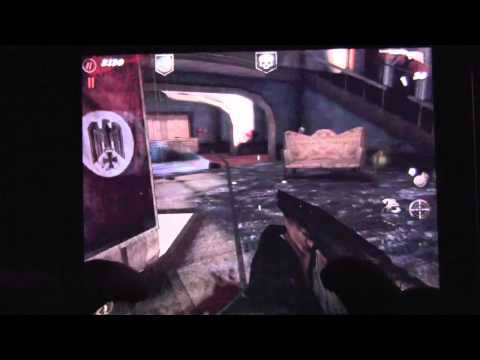 Call of Duty: Black Ops Zombies Quick iPad App Review - CrazyMikesapps