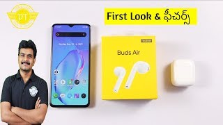 Realme Buds Air First Look & Features ll in Telugu ll