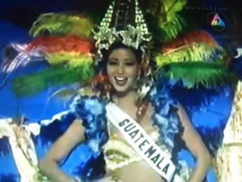 Miss Guatemala 2005 - Aida Estrada