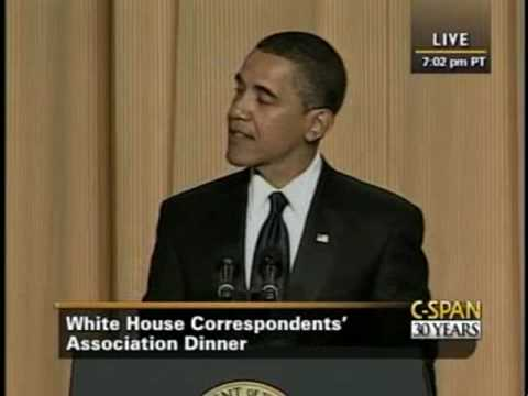 C-SPAN: President Obama at the White House Correspondents' Dinner