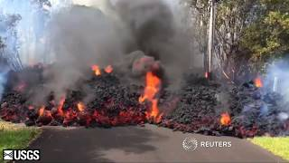 Hawaii at risk of more volcanic eruptions