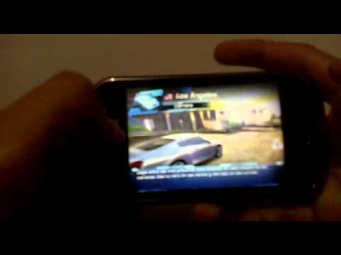 Asphalt 5 Hd On Samsung Galaxy Y (Apk+Data)