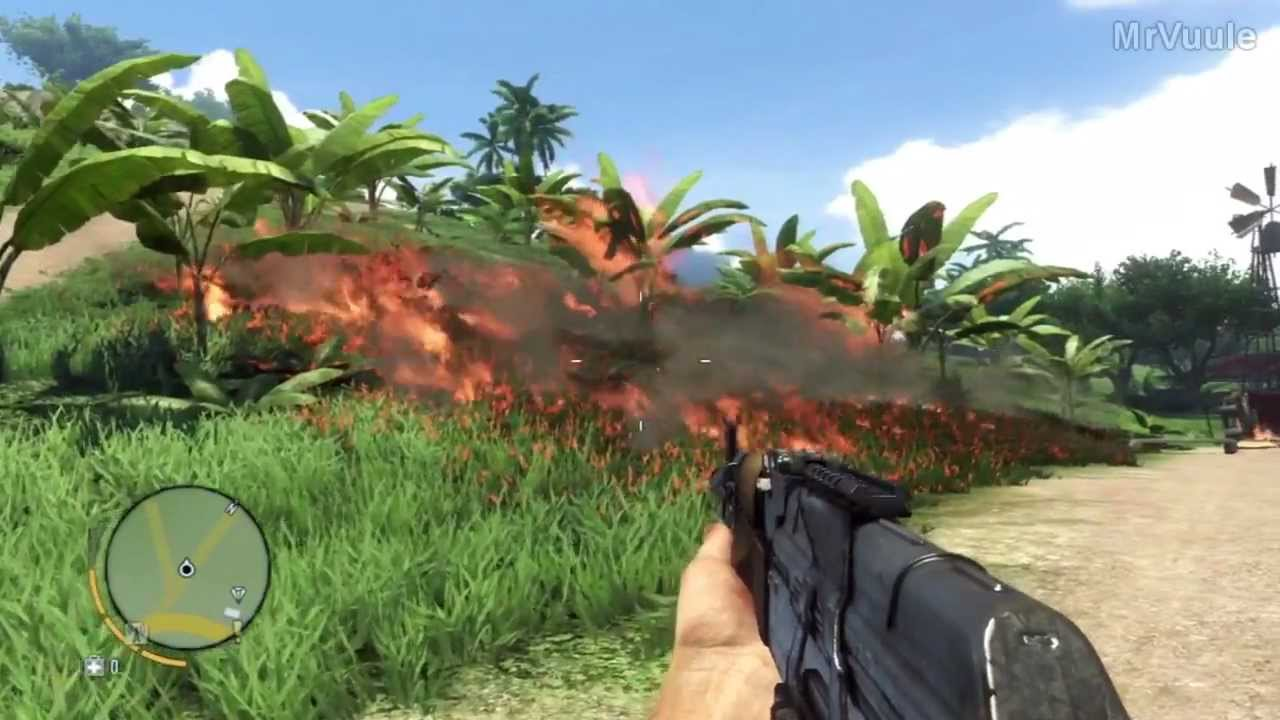 how to disable post fx far cry 3