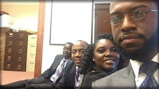 NAACP AGENTS JUST ARRESTED FOR INVADING SEN. JEFF SESSIONS' OFFICE