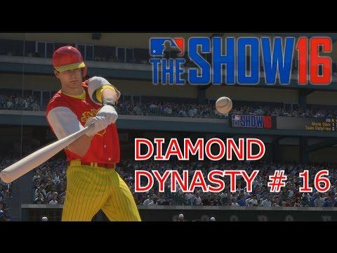 BENNY NO VS. BRADLEY COOPER | MLB The Show 16 | Diamond Dynasty #16