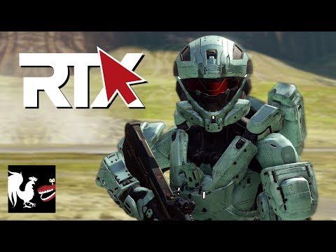 RTX 2018 | Red vs. Blue