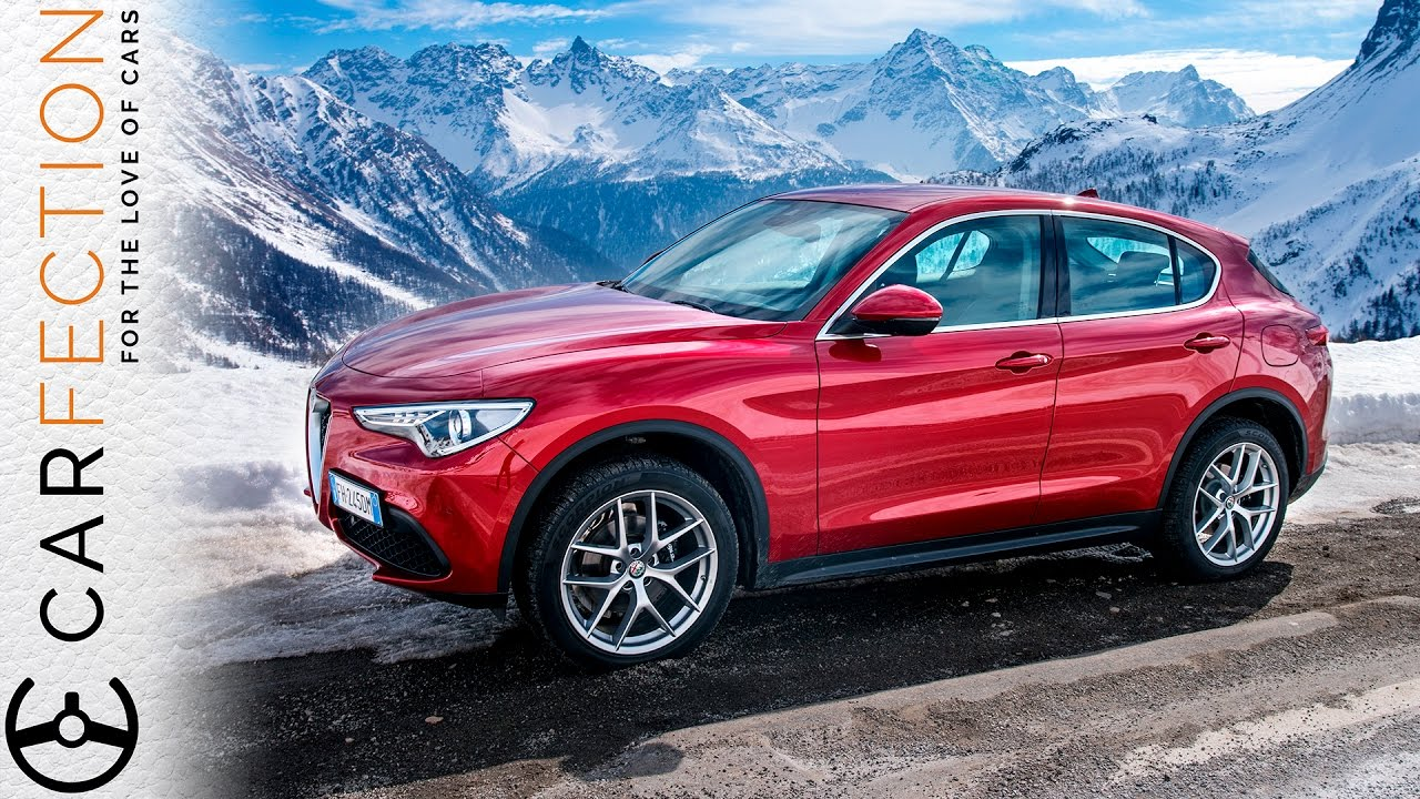 Alfa Romeo Stelvio: Sports Car and SUV, Can It Be Both? - Carfection
