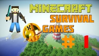 Minecraft Survival Games # Bölüm 1 # w/Selim HD
