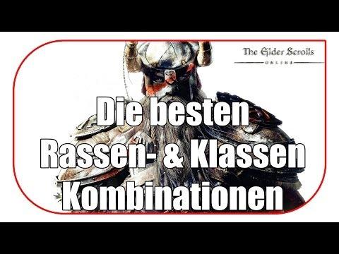 The Elder Scrolls Online Tutorial: Die besten Rassen- und Klassenkombinationen! [TESO Tutorial]