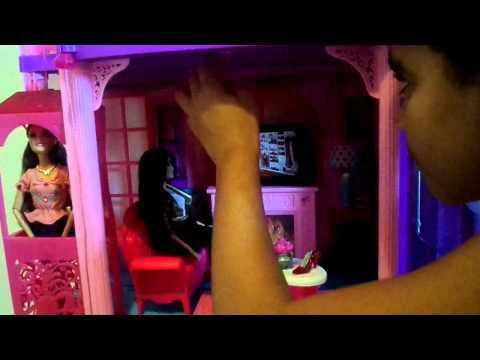 Casa Dos Sonhos Da Barbie (Da Rebeca)