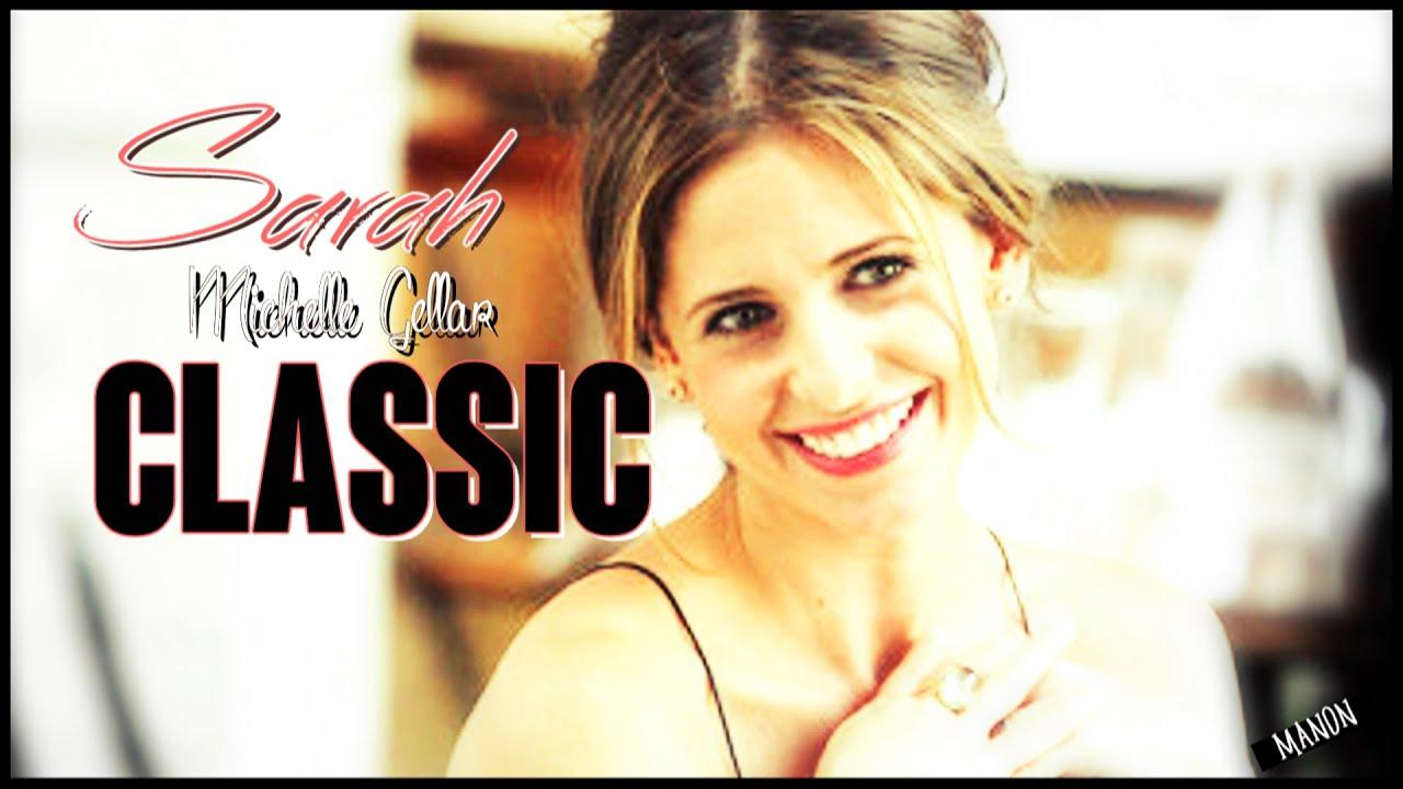 Sarah Michelle Gellar Classic YouTube