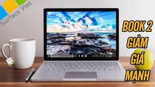 """Mình sẽ mua Surface Book 2 bản 13 inch vừa """"GIẢM GIÁ"""" chỉ còn 26 triệu này"""