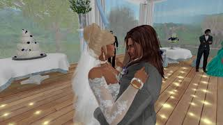 Montana & Darling Second Life Wedding - 9.22.17