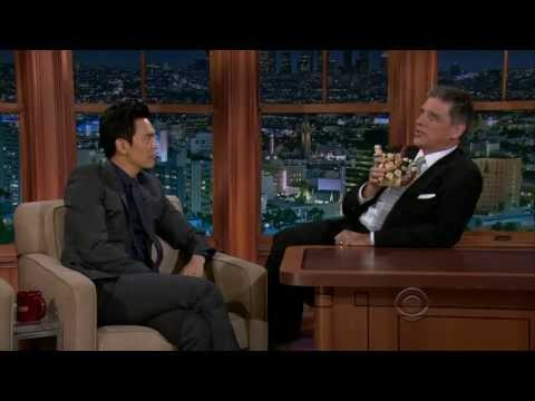 TLLS Craig Ferguson - 2013.05.13 - Sara Rue, John Cho