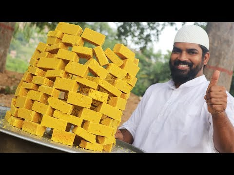 MYSORE PAK recipe ||  Diwali Festival Sweet Recipe || Nawabs kitchen