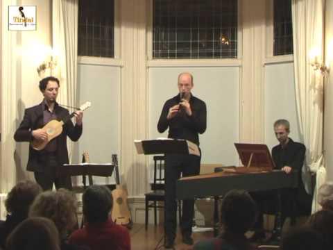 Trio Cordevento - Nicola Matteis - Scotch Tune from The Flute-Master, 1706