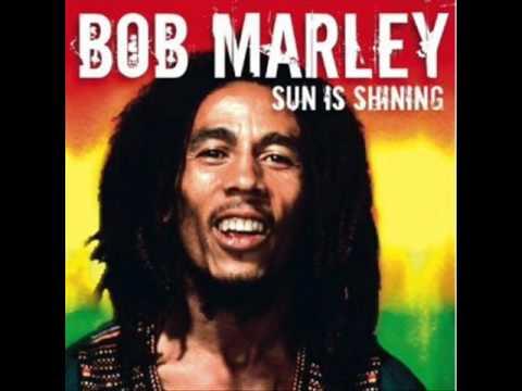 Bob Marley Sun is Shining Lyrics Bob Marley Sun is Shining