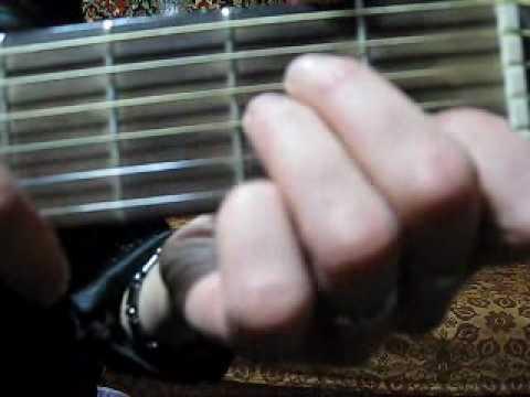"""гитара-урок - Разбор песни """"Афганистан"""". Виктория Юдина"""