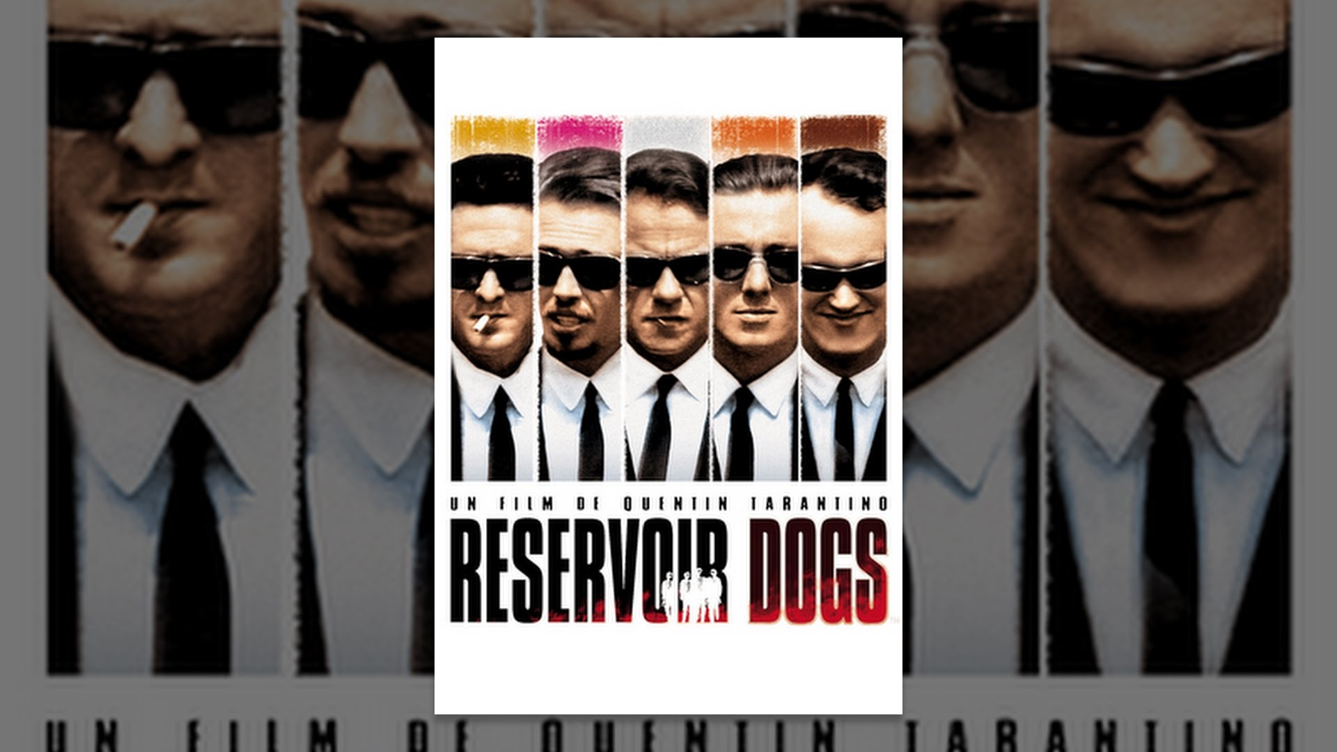 masculinity in reservoir dogs