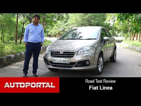 2014 Fiat Linea Test Drive Review - Autoportal