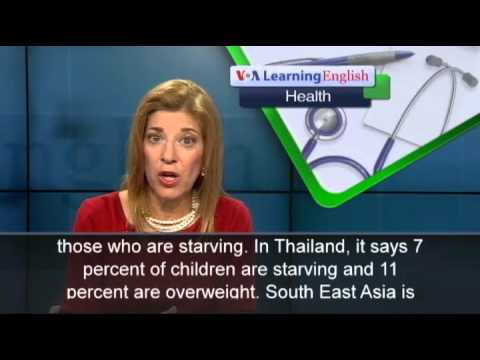 The Health Report: Asian Children Face Hunger and Obesity