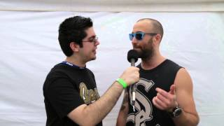 BASS KLEPH Interview - BPM RADIO AUSTRALIA - St Kilda Foreshore Beach Festival
