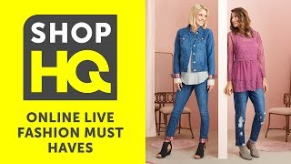 Online Live: Fashion Must Haves 01.24