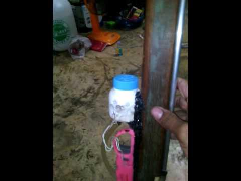 ปืนแรงดันแอนกอฮอร์แบบบ้านๆ