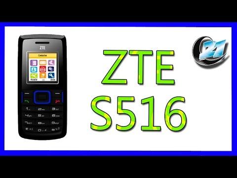 ZTE -516 el celular mas económico del mercado
