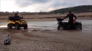 Rahatsızlar ATV Off-road Team. Can-am and Cf moto. Şile Kumbaba