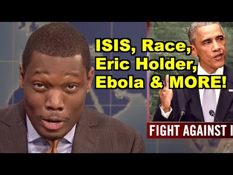 LiberalViewer Sunday LIVE Clip Round-Up - ISIS, Race, Eric Holder - Michael Che, Bill Maher & MORE!