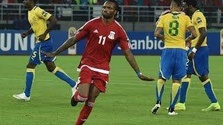 CAN 2017 | Gabon 1-1 Guinée Bissau