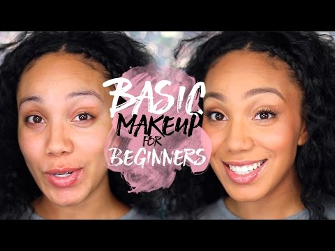 BASIC Daily Makeup for Beginners   Tips & Tricks. BEST Products. & MORE