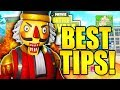 HOW TO BE AGGRESSIVE FORTNITE TIPS AND TRICKS! HOW TO IMPROVE AT FORTNITE TIPS AND TRICKS! mp3