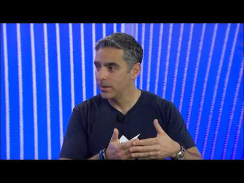 F8 2015 Studio Interview with David Marcus